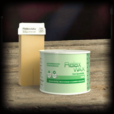 Relax Wax - Cera liposolubile all'ALOE