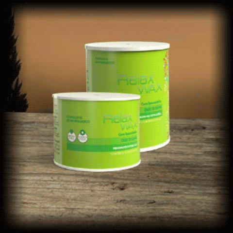 Relax Wax - Cera liposolubile all'OLIO DI OLIVA biologico