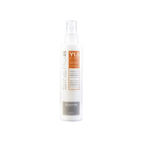 Sinergy Y1.3 - Trattamento bifasico per capelli secchi e trattati