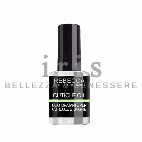 Rebecca - Cuticle Oil
