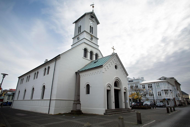 Dómkirkjan í Reykjavík