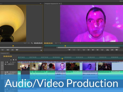 Audio/Video Production