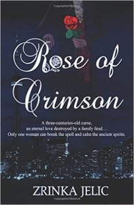 ROSE OF CRIMSON, COVER