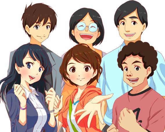 看廣播劇學日語 【 NHK WORLD 簡明日語 】 – IRIS 有點不一樣的語言課