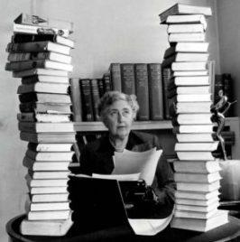 Agatha Christie - autor de misterio - el rechazo de las editoriales