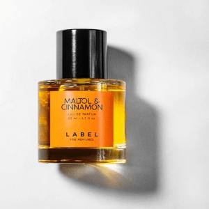 maltol cinnamon label