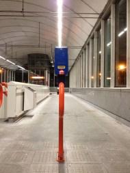U-Bahn Entwerter