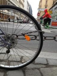 Rad Kette Wien