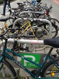 Radparkplatz Wien