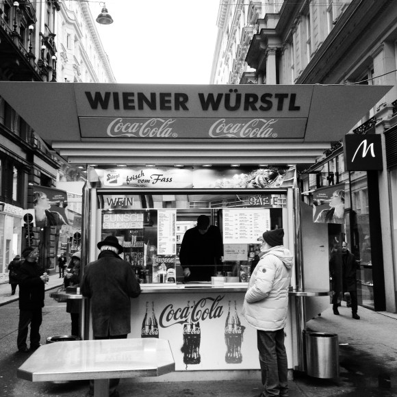 Würstelstand Wien