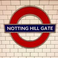 Tube Symbol Notting Hill Gate