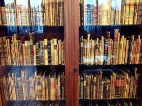 Alte Bücher Oslo Nationalbibliothek