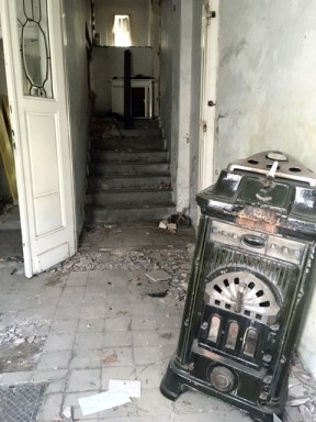 Abandoned House inside 2