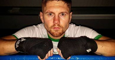 IT'S OFFICIAL – Jason Quigley to fight son of the legend for a title