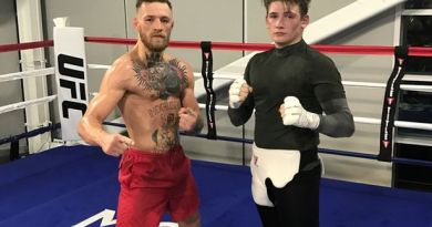'I want people to believe in me they way I believe in myself'- Tiernan Bradley ready to fuel the hype machine