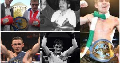 A look back at Ireland's European champions – will Tommy McCarthy become #15?