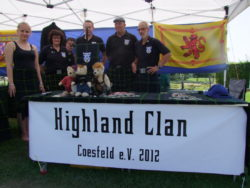 Highland Clan Coesfeld