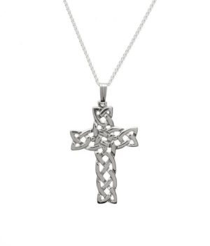 Large Filigreee Celtic Cross