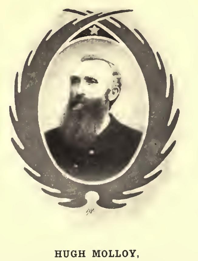 Hugh Molloy, Irish-born Medal of Honor recipient (Deeds of Valor)