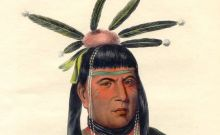 Menominee Warrior