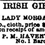 The Wild Irish GIrl