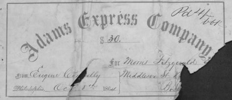 Adams Express (National Archives)