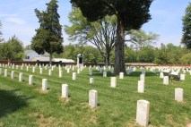 Cold Harbor National Cemetery.