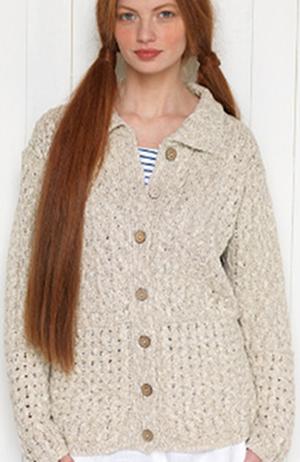 The Classic Jacket: Cotton/Linen 7-Button Masterpiece - $118.00