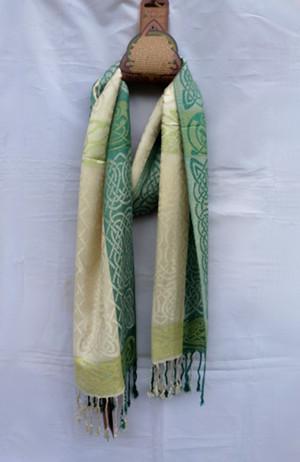 Mulligan Ireland's Pashmina/Silk Shawl - Feenish Island - $32.75