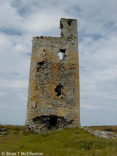 Tromra Castle