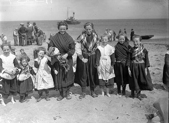 Aran islanders