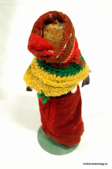 Doll from Aran Islands