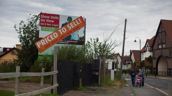 Ireland's housing collapse