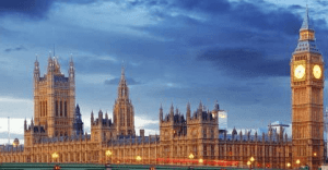 8th Most visited country in the world:   United Kingdom: 31.2 million visitors