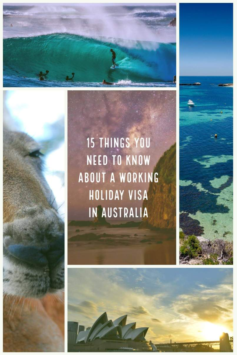 15 Things You Need To Know About A Working Holiday Visa In Australia