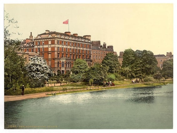 Shelbourne Hotel, Dublin - Pictures of Ireland