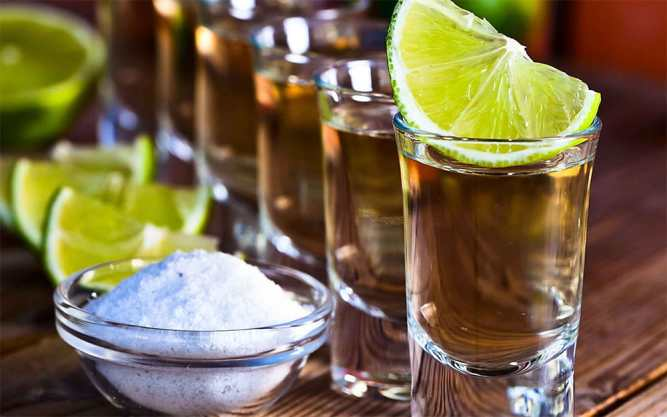 Tequila shots -short-irish-jokes
