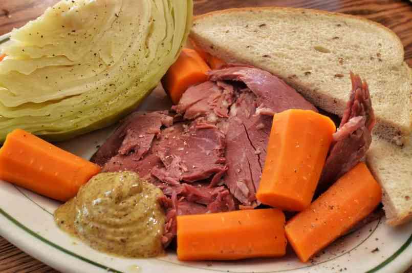 corned-beef-and-cabbage-Irish-food-Ireland