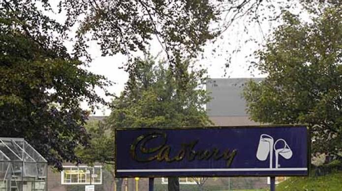 cadbury-factory on Ossory Road