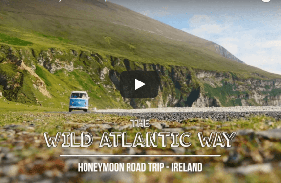 Irish honeymoon video