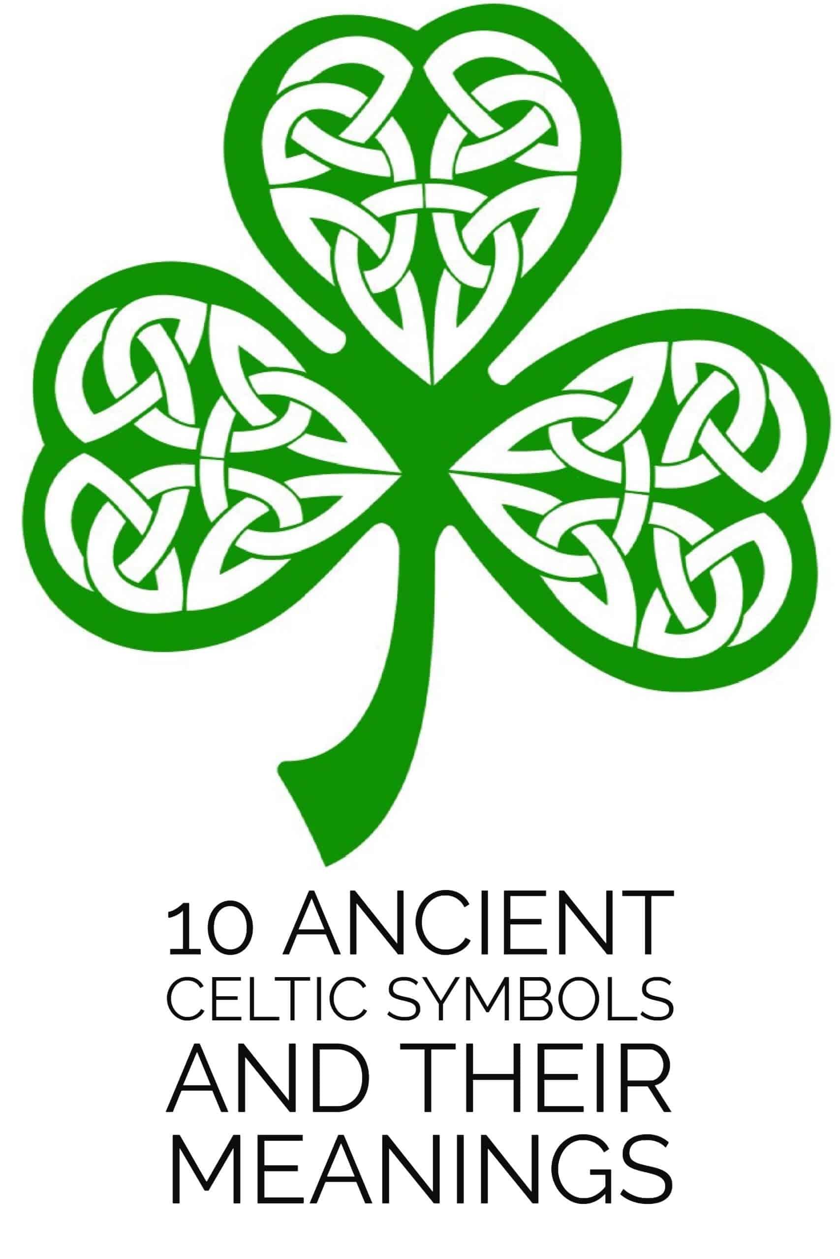 ancient celtic symbols and