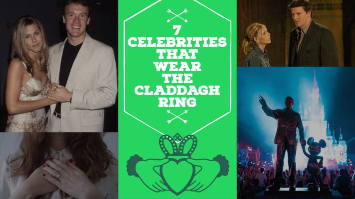 Celebrities that wear the Claddagh ring
