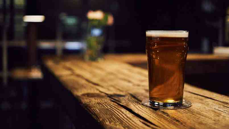 irish pub jokes the Irish barman