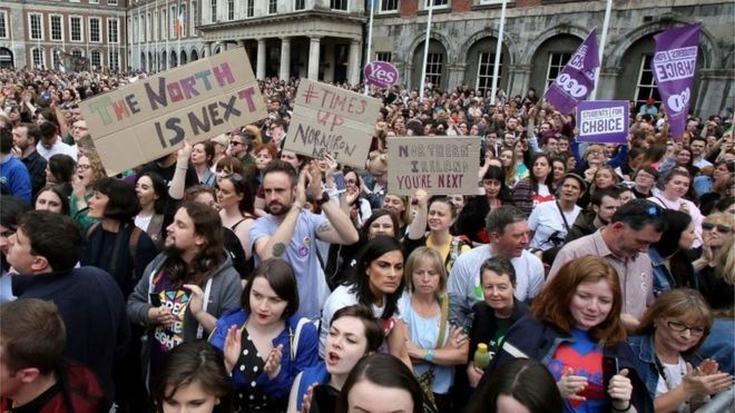 Now for NI: Fighting for abortion rights in the North