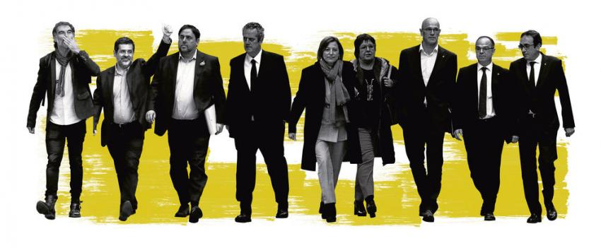 Europe's silence on Catalan show trial is  inexcusable
