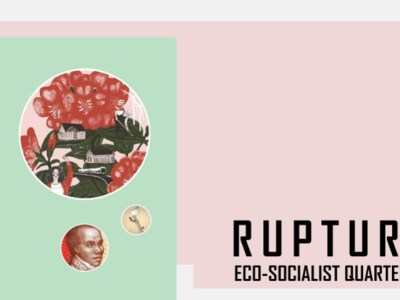 Introducing RUPTURE, Ireland's new ecosocialist quarterly