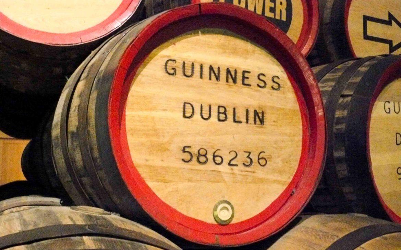 Porter beer - the best Irish food of all?
