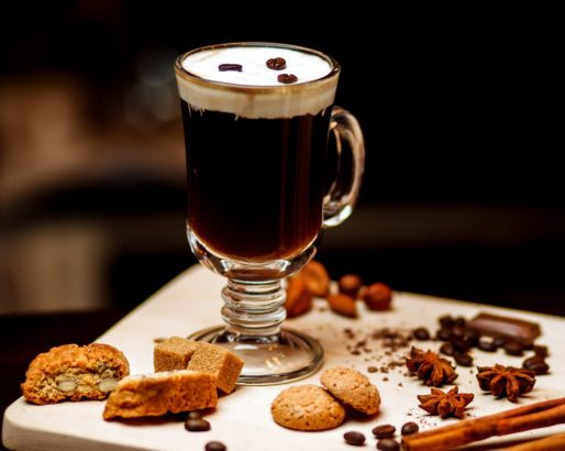 Original Irish coffee