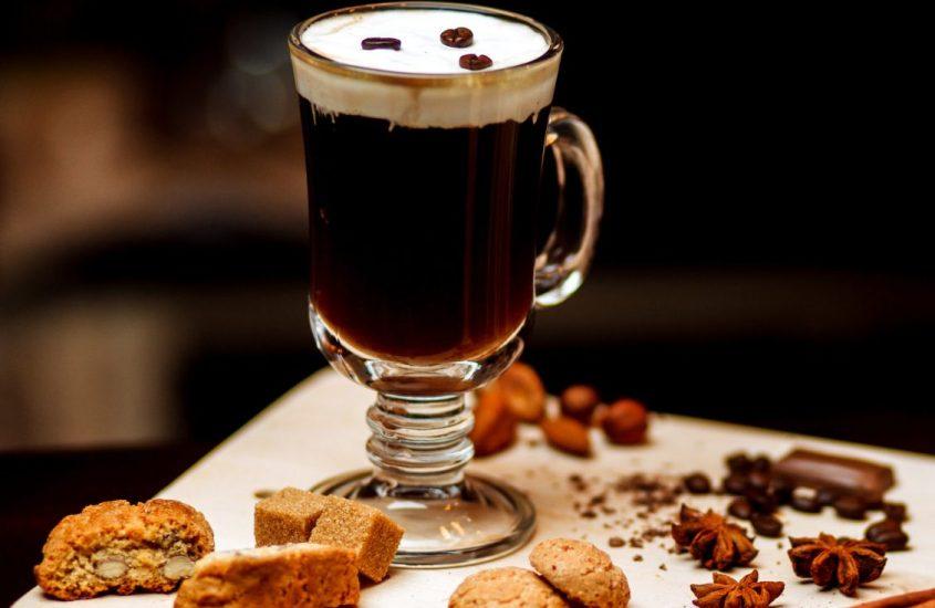 Original Irish coffee