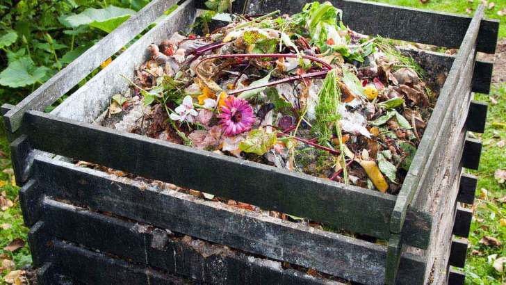 The secret to a successful compost heap